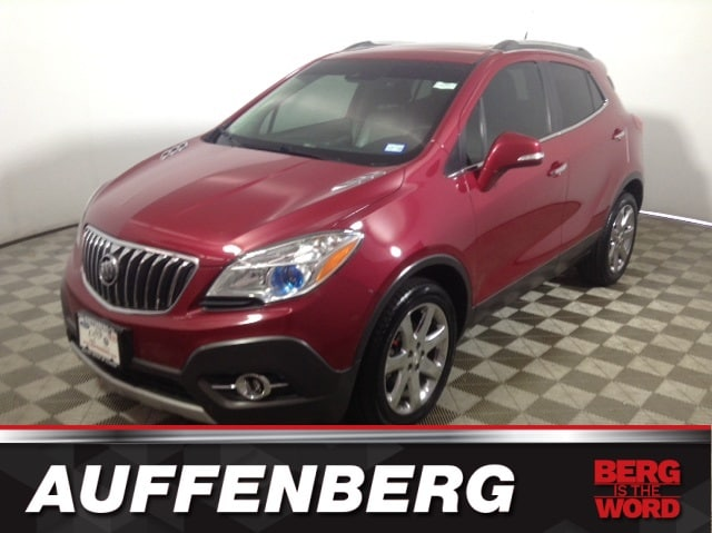 Photo Used 2014 Buick Encore Premium SUV ECOTEC I4 SMPI DOHC Turbocharged VVT for sale in OFallon IL
