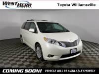 2016 Toyota Sienna XLE Premium Van For Sale - Serving Amherst
