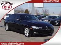 Used 2015 BMW 328 i Rear-wheel Drive For Sale in Olathe, KS near Kansas City, MO