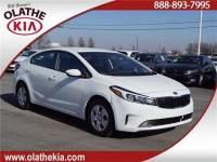 Used 2017 KIA Forte LX For Sale in Olathe, KS near Kansas City, MO