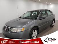 2006 Saturn Ion Auto Low Km Air CD One Owner