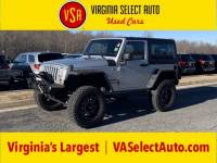 Used 2012 Jeep Wrangler Sport SUV for sale in Amherst, VA