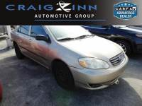 Pre Owned 2004 Toyota Corolla 4dr Sdn CE Auto (Natl) VIN1NXBR32E34Z252456 Stock Number9369001