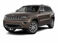 2017 Jeep Grand Cherokee Overland 4x4 SUV in Boone