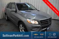 Certified Pre-Owned 2015 Mercedes-Benz M-Class ML 350 4MATIC® 4MATIC® 4D Sport Utility 34465 miles