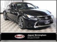 Used 2017 LEXUS RC 300 Coupe in Birmingham, AL