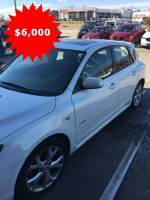 Home of the $500 Price Beat Guarantee: 2007 Mazda Mazda3 s Hatchback
