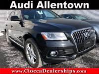 Used 2015 Audi Q5 2.0T Premium Plus (Tiptronic) For Sale in Allentown, PA