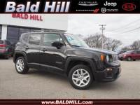 2016 Jeep Renegade Latitude 4x4 SUV For Sale in Warwick, RI