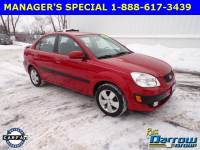 2008 Kia Rio SX Sedan For Sale in Madison, WI