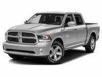 Certified Used 2016 Ram 1500 Tradesman Truck Crew Cab For Sale in Dublin CA