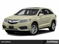 2016 Acura RDX RDX with Technology Package