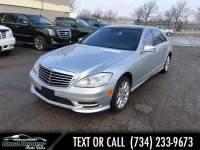 2013 Mercedes-Benz S550 4dr Sdn S 550 4MATIC
