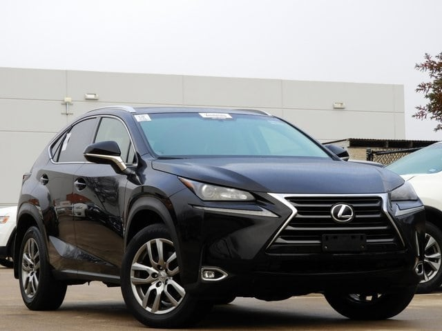 Photo Pre-Owned 2016 LEXUS NX 200t 200t SUV For Sale in Frisco TX