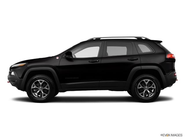Photo 2014 Jeep Cherokee Trailhawk Trail Rated Heated Steering Wheel And S SUV V6