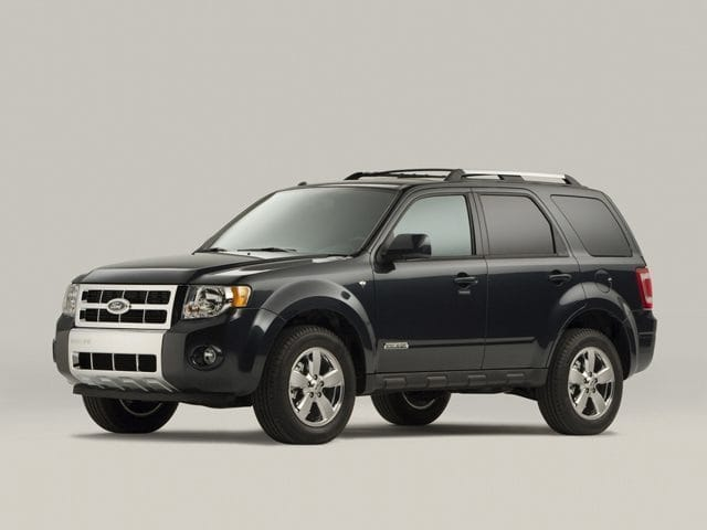 Photo Used 2012 Ford Escape XLT Sport Utility in Cincinnati, OH