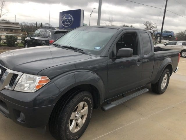 Photo Used 2012 Nissan Frontier SV For Sale Grapevine, TX