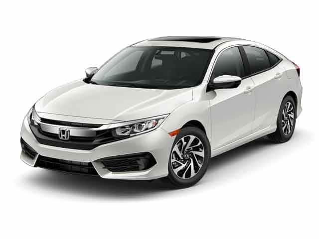 Photo 2016 Honda Civic EX Sedan Variable Front-wheel Drive in Chicago, IL