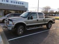 Used 2005 Ford Super Duty F-250 Crew Cab 172 Lariat 4WD Pickup