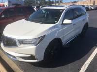 2018 Acura MDX w/Technology Pkg
