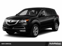 2010 Acura MDX 3.7L Technology Package