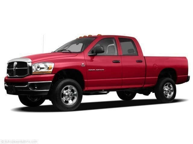 Photo 2008 Dodge Ram 2500 SLTPower Wagon Truck Quad Cab