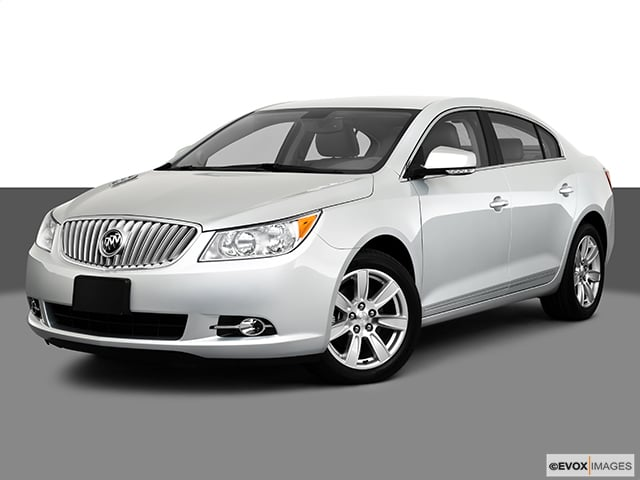Photo Pre-Owned 2010 Buick Lacrosse CXS in Schaumburg, IL, Near Palatine