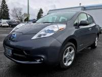 Used 2013 Nissan LEAF SV Hatchback in Eugene