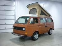 1981 Volkswagen Vanagon L Westfalia Camper