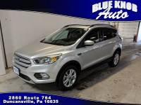 2018 Ford Escape SE SUV in Duncansville | Serving Altoona, Ebensburg, Huntingdon, and Hollidaysburg PA