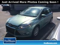 Used 2012 Ford Focus For Sale at Fred Beans Volkswagen | VIN: 1FAHP3K2XCL106463