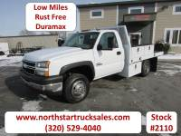 Used 2006 Chevrolet 3500 Duramax Flatbed Truck