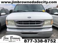 1999 Ford E-150 Commercial Cargo Van in Dade City