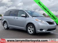 Used 2014 Toyota Sienna For Sale | Peoria AZ | Call 602-910-4763 on Stock #90889A