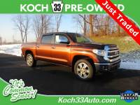 Pre-Owned 2016 Toyota Tundra 1794 4D CrewMax 4WD