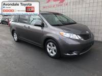Certified Pre-Owned 2016 Toyota Sienna Van Front-wheel Drive in Avondale, AZ