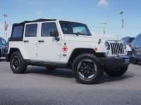 2014 Jeep Wrangler Unlimited Sahara 4x4 4x4 SUV
