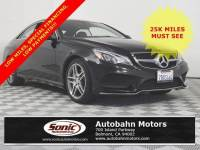 Pre-Owned 2014 Mercedes-Benz E-Class E 550 Coupe