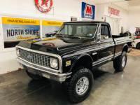 1971 Chevrolet Pick Up -K10-SHORTBED ARIZONA 4X4 JET BLACK 350/350-VIDEO