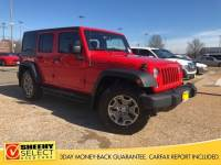 2015 Jeep Wrangler Unlimited Unlimited Rubicon SUV V-6 cyl