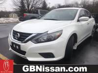 Used 2016 Nissan Altima 2.5 SR Sedan in Greenfield