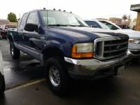 2001 Ford F-250SD XLT Crew Cab Short Bed 4x4 PowerStroke