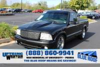 Pre-Owned 2000 Chevrolet S-10 2WD Regular Cab Short Box VIN 1GCCS1457YK220335 Stock Number 0020335