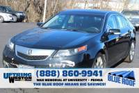 Pre-Owned 2013 Acura TL SH-AWD Automatic with Advanced Package VIN 19UUA9F78DA002829 Stock Number 1302829