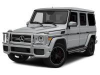 Pre-Owned 2015 Mercedes-Benz G-Class G 63 AMG® AWD 4MATIC®