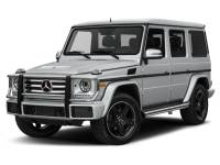 Pre-Owned 2018 Mercedes-Benz G-Class G 550 AWD 4MATIC®