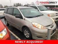 2007 Toyota Sienna LE w/8 Pass. Seating Van Front-wheel Drive