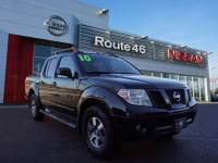 Used 2010 Nissan Frontier PRO-4X Truck Crew Cab for sale in Totowa NJ