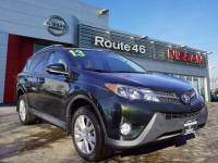 Used 2013 Toyota RAV4 4WD Limited SUV for sale in Totowa NJ