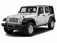 2016 Jeep Wrangler Unlimited Sport 4WD Sport
